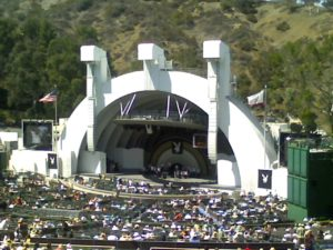 The Hollywood Bowl Los Angels