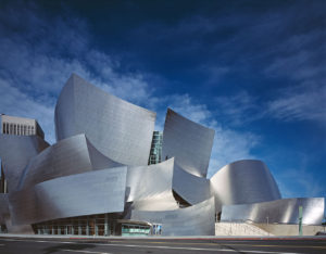 Walt Disney Concert Hall, photo by Carol M. Highsmith, 2005