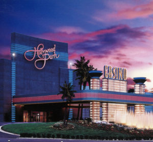 Photo by Inglewood Public Library - Hollywood Park Casino (circa 1994)