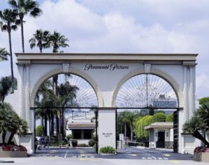 Paramount Studio, Hollywood