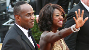 Photo by Chrisa Hickey - Actors Julius Tennon and Viola Davis at the 81st Academy Awards (2009) / CC BY 3.0